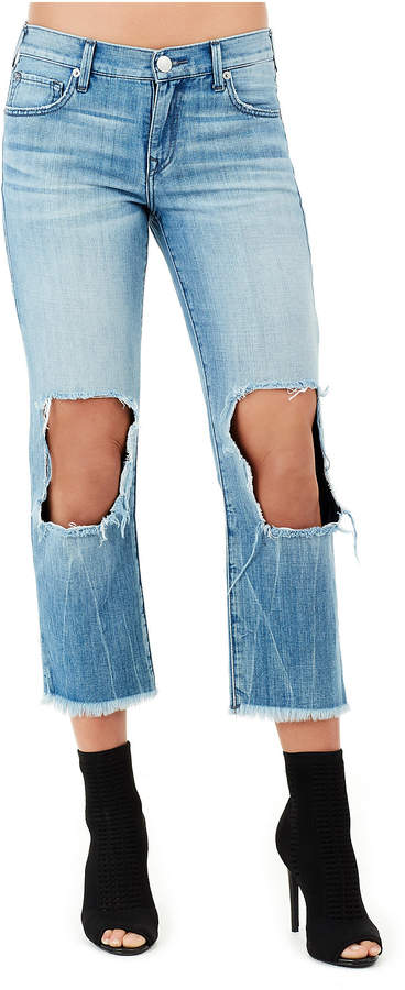 5972e57116 True Religion Women's Straight Jeans - ShopStyle