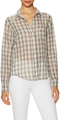 Velvet by Graham & Spencer Plaid Button Up Shirt