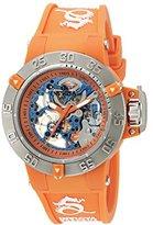 Invicta Women's 17136 Subaqua Analog Display Mechanical Hand Wind Orange Watch