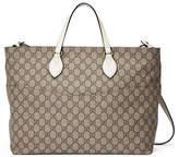 Gucci GG Supreme Canvas Top-Handle Diaper Bag