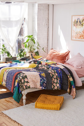 Urban Outfitters Allyce Patchwork Print Quilt