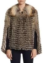 Michael Kors Fox Fur Jacket