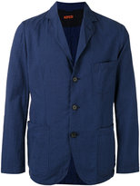 Aspesi seersucker blazer - men - Cotton - L