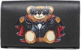 Moschino Teddy Bear Print Crossbody Bag