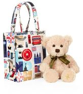 Harrods London Icons Bear in a Bag