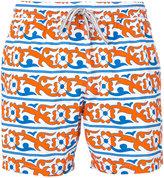 Capricode - floral print swim shorts - men - Polyamide - S