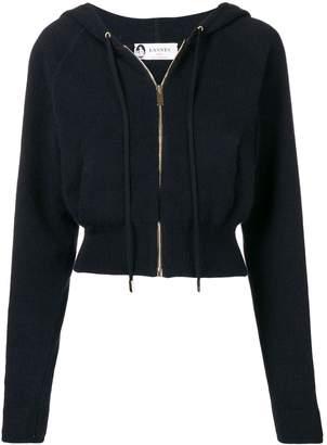 Lanvin V-neck knit jacket