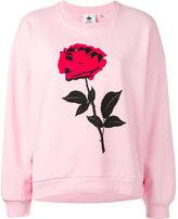 Carhartt Radio Club sweatshirt - women - Cotton - M