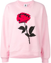 Carhartt Radio Club sweatshirt - women - Cotton - XS