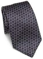 Corneliani Geometric Silk Tie