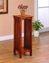 Coaster Home Furnishings Kittitas Plant Stand in Solid Wood