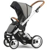 Mutsy Evo Urban Nomad Light Grey with Silver Chassis Child Stroller