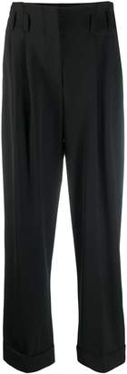 Brunello Cucinelli high waisted palazzo trousers