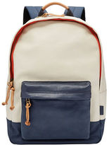 Fossil Estate Colourblock Backpack