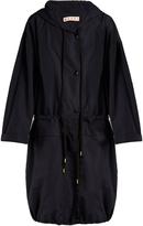 Marni Oversized hooded parka