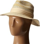 Vince Camuto Women's Striped Fedora Hat
