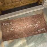 Peaceful Welcome Doormat