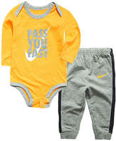 Nike 2-pc. Bodysuit Set-Baby Boys