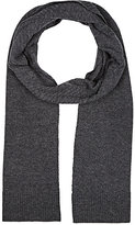 Barneys New York MEN'S WOOL-CASHMERE SCARF
