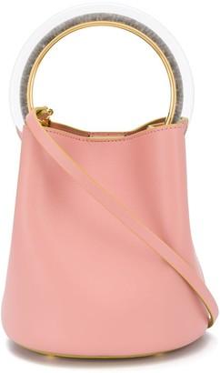 Marni Ring-Handle Bucket Bag