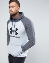 Under Armour Sportstyle Triblend Zip-up Hoodie In Grey 1290256-941