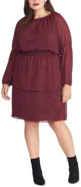 Rachel Roy Trendy Plus Size Lola Printed Dress