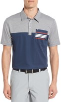 Travis Mathew Thoeny Golf Polo Shirt