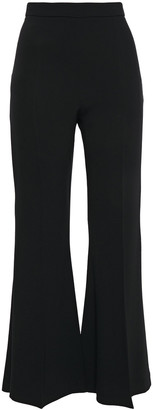 Antonio Berardi Satin-crepe Flared Pants