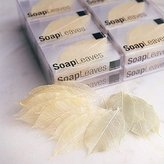 Design Ideas Soap Leaves Ivory set of 20