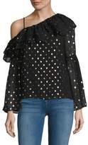 9f34e8575f parker long sleeve blouses - ShopStyle