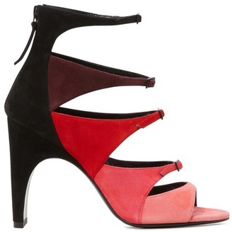 Pierre Hardy Lula color-block heeled sandals
