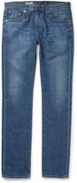 Ag Jeans - Matchbox Slim-fit Rinsed-denim Jeans