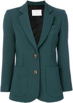 Societe Anonyme patch pocket blazer - women - Wool - 40