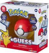 Pokemon Trainer Guessing Game
