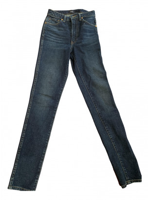 KHAITE Blue Denim - Jeans Jeans