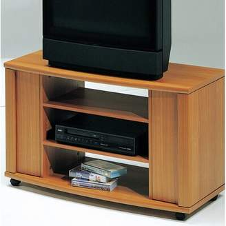 """Jay-Cee Functional Furniture Cart TV Stand for TVs up to 32"""" Jay-Cee Functional Furniture"""