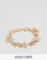 Asos Starman Toggle Bracelet