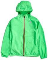 K-Way Le Vrai 3.0 Claude Jacket Green