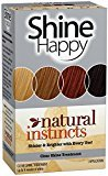 Clairol Natural Instincts Shine Happy Clear Hair Color Treatment
