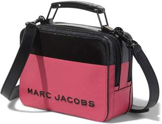 Marc Jacobs THE The Box 20 Leather Crossbody Bag