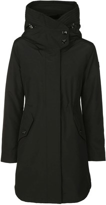 Woolrich Ws Long Military Coat