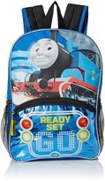"Thomas & Friends Thomas the Train Big Boys ""Ready Set Go!"""" Light Up Backpack"