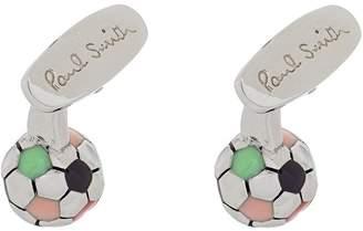 Paul Smith football cufflinks