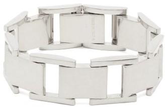 Balenciaga Link-chain Bracelet - Womens - Silver