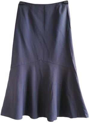 Miu Miu Blue Skirt for Women Vintage