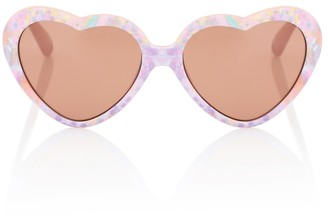Stella McCartney Heart-shaped sunglasses