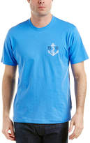 Brooks Brothers 1818 Traditional Fit Anchor T-Shirt