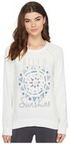 PJ Salvage Hello Sunshine Novelty Sweater Women's Sweater