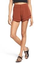 Leith Women's Ruffle Shorts