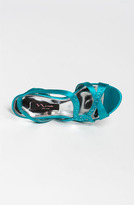 Nina 'Bencia' Sandal Oasis Green 6 M